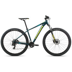 "ORBEA MX 50 27.5"", ocean/yellow"